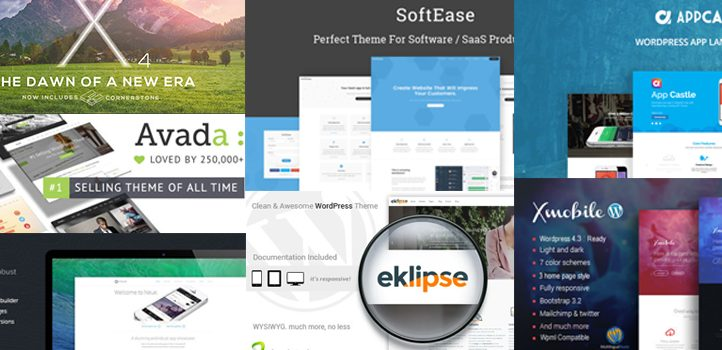 De 7 beste WordPress thema's voor softwaredevelopers