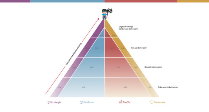 Het pad naar Duurzaam Digitaal Leiderschap